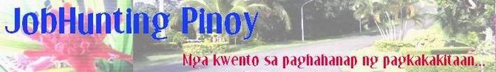 JobHunting Pinoy