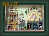 Cocina con mural (Click en la foto)