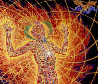 Alex Grey Posters: Januari