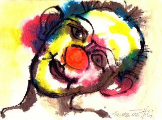 Malen Und Zeichnen Fasching
