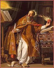 S. Augustini Ep., Conf. et Eccl. Doct.