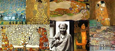 Gustav Klimt y sus cuadros