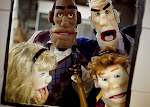 I HEART ZOMBIE PUPPETS