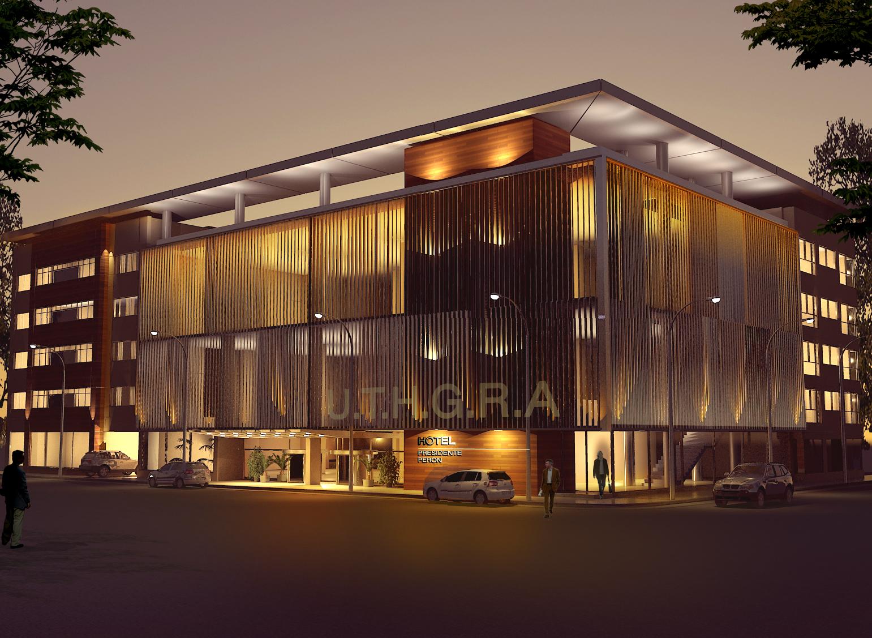 R E N F I S Arquitectura Digital Hotel Presidente Per N