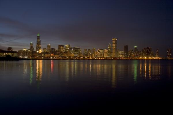 New Chicago Skyline