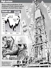 100 dollar crude