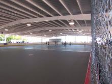 a stop at the hockey rink.