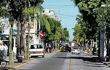 duval street, main drag...