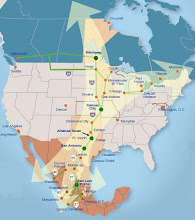 highway to hudson bay?