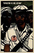 El arte de la Panteras Negras