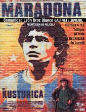 Maradona por Emir Kusturica