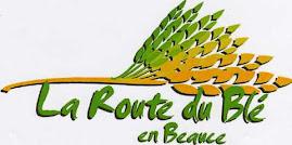 La route du blé en Beauce
