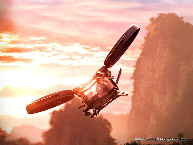 Hubschrauber Aircraft in Avatar Desktop Wallpaper Gallery - hubschrauber aircraft in avatar wallpapers