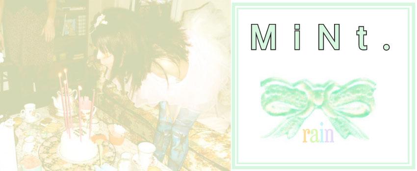 Mint. rainBOW