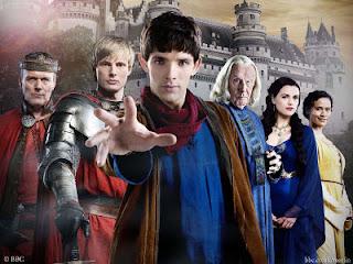 Merlin TV Series