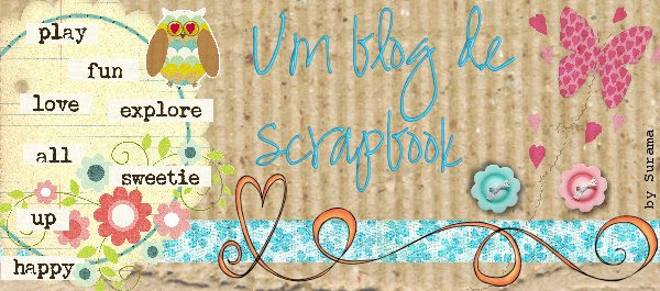 Scrap e outras coisinhas