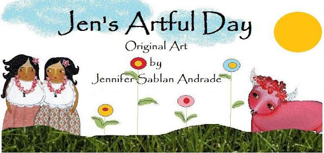 Jen's Artful Day