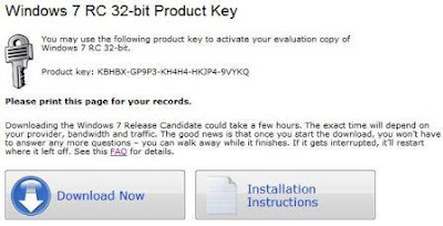 windows 7 iso with activation key