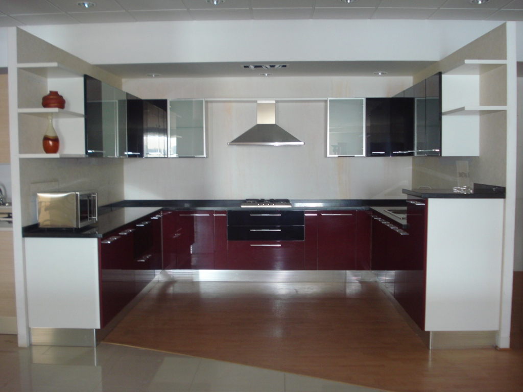 Kitchen bangalore furniture manufacturers techno modular - 10x10 kitchen designs with island ...