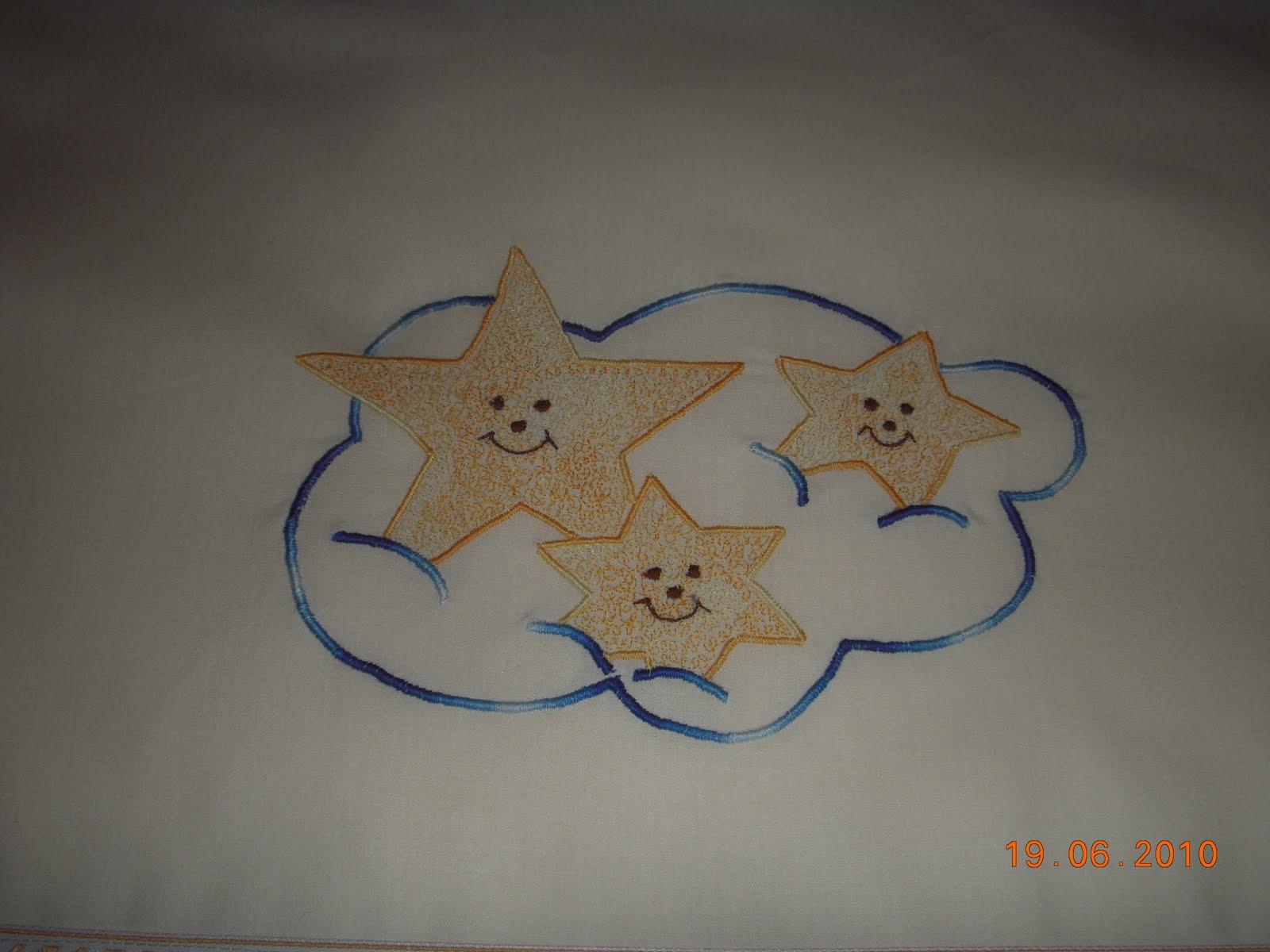 Mis trabajos nieves moreno bordados en sabanas infantiles - Sabanas para ninos ...