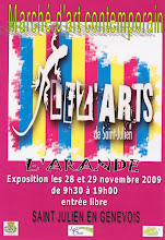 Salon d'art contemporain