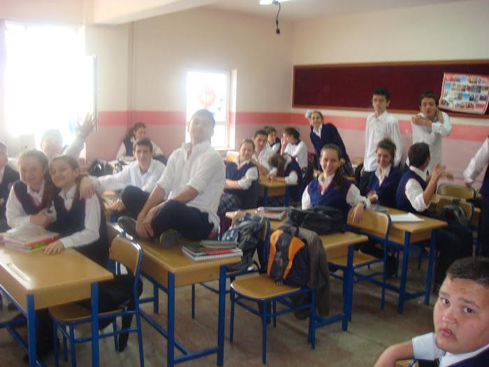okulun en süper sınıfı biziz yha:D