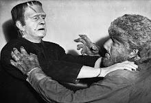 Frankenstein contra el Hombre Lobo