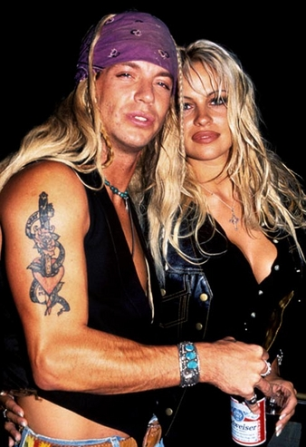 bret michaels and pamela anderson sex tape
