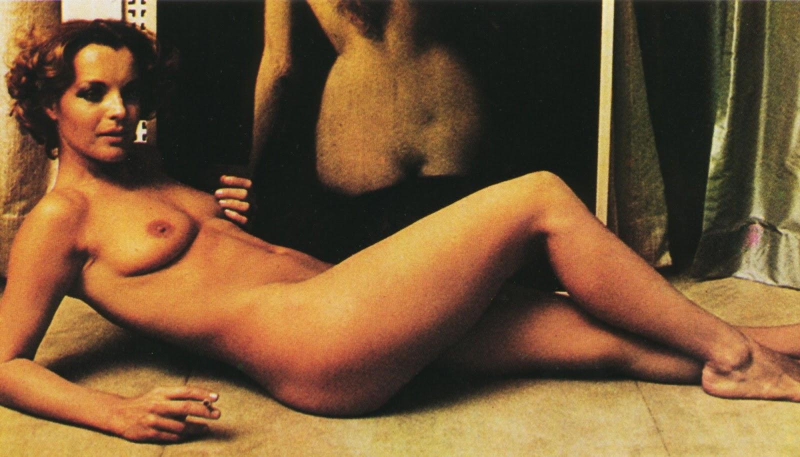 romy schneider nude