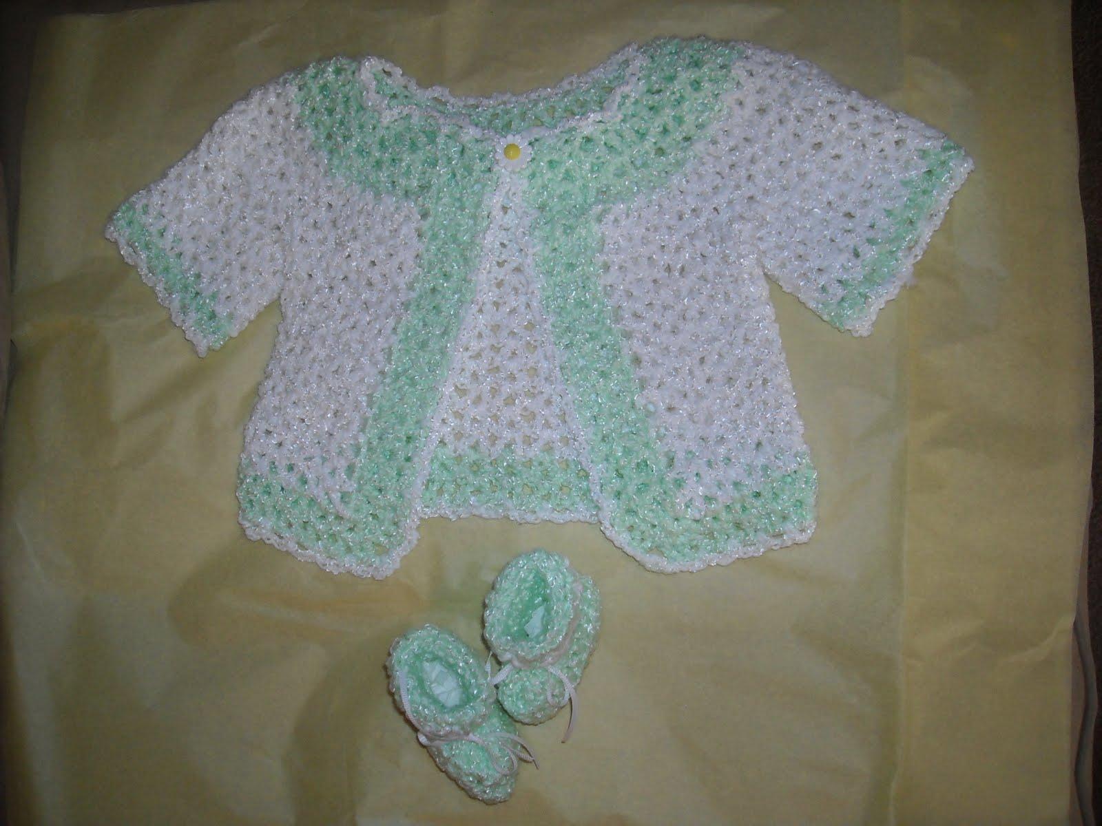 Crochet Baby Sweaters - Crochet Baby Hats, Crochet Baby Sweaters