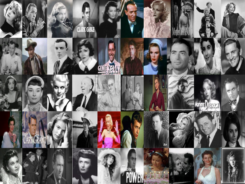 research paper on movie stars in the 20s