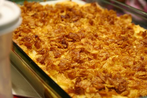 Recipes breakfast casserole hash brown potatoes