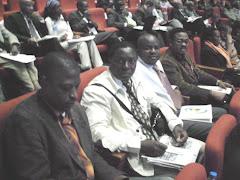 delagacion fed. panafricanista de españa en ParisI