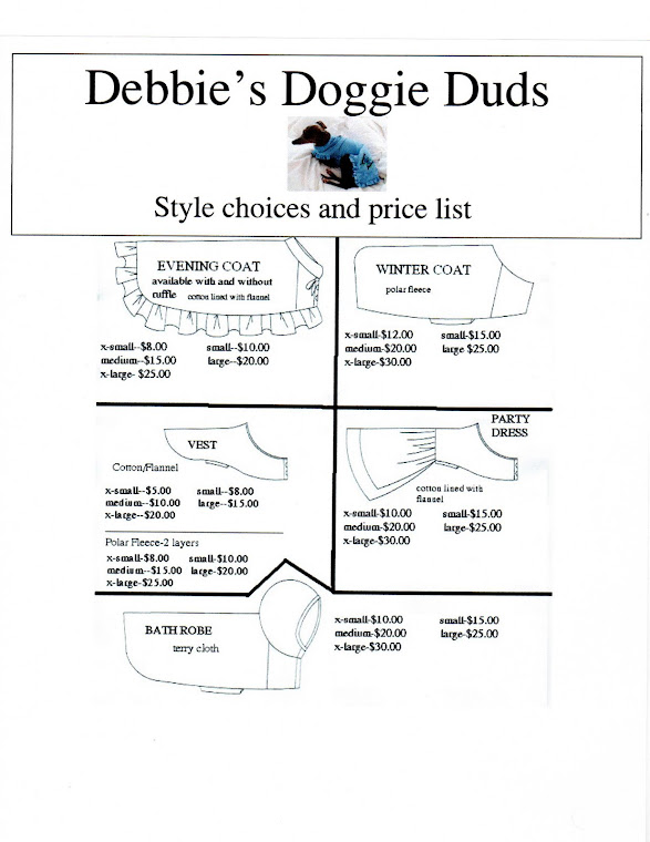 styles and pricing