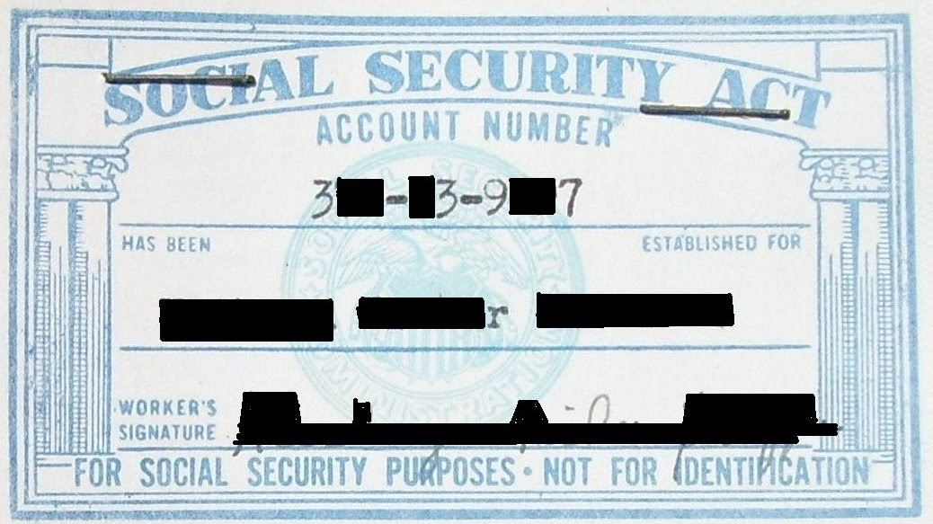 Stranniki Birth Certificates Social Security Data