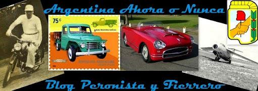 Peronista y Revolucionario