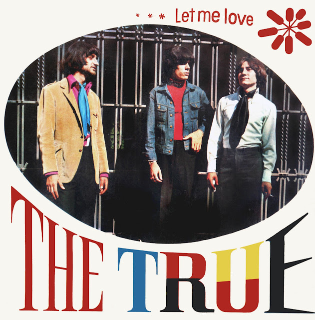 Disco THE TRUE - Let me love