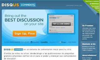 Añade una caja de comentarios y discusiones para tu blog o website