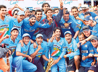Icc World Cup 2011 India