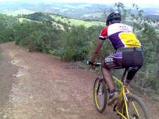 É bom demais pedalar!!!
