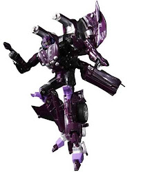 Transformers  Alternity Skywarp (Purple)