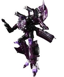 Transformers  Alternity Skywarp (Purple)