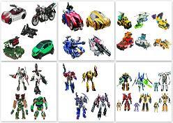 Transformers Deluxe Generation Wave 2, Deluxe 2010 Wave 2, Power Core Combiner 2-Pack Wave 2