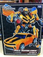 Transformers Takara Tomy MPM-2 Masterpiece Bumblebee