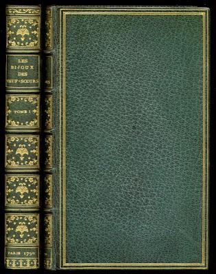 maroquin vert de Hardy