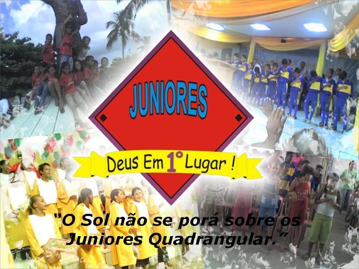 Juniores Quadrangular Sede