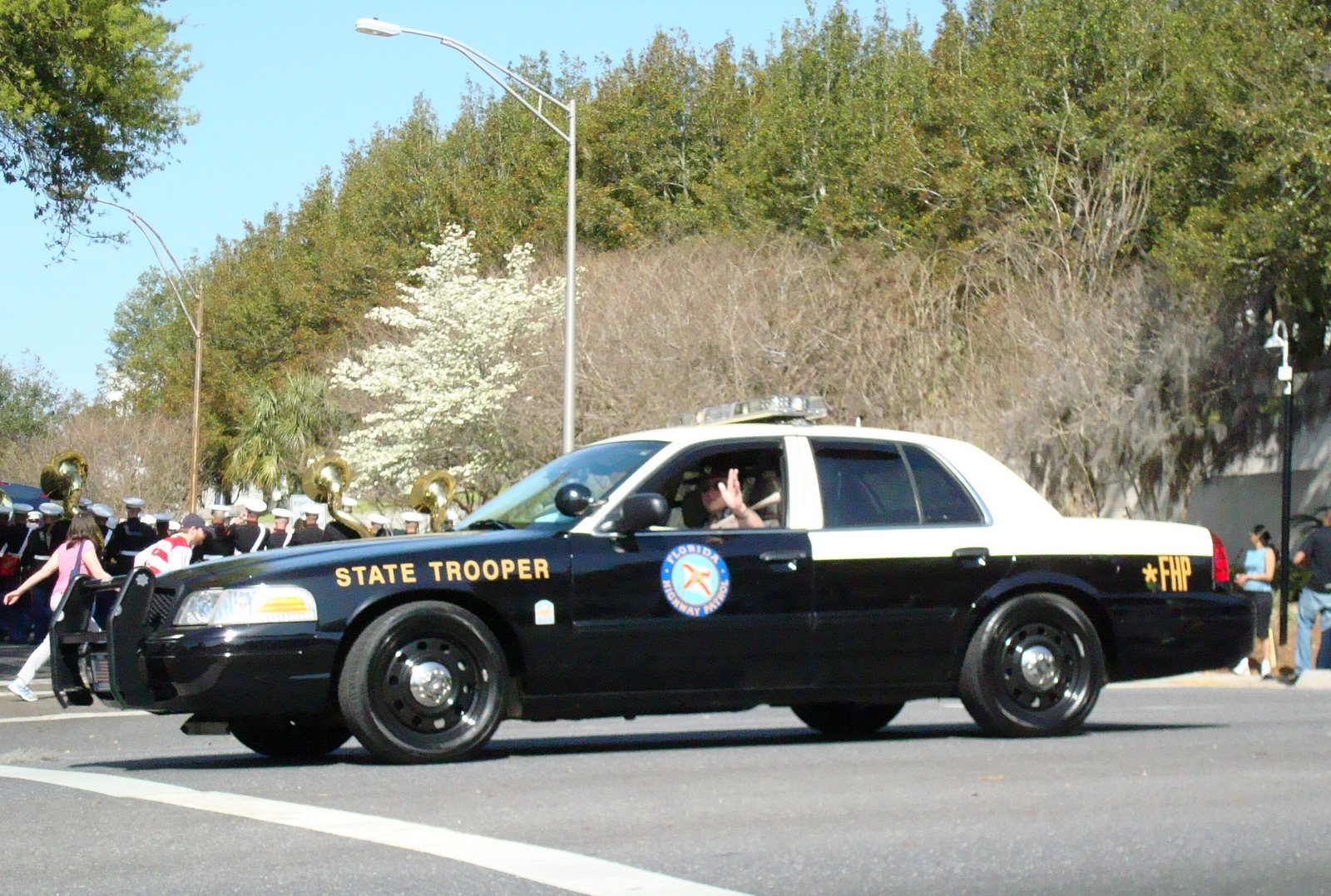 how to become state trooper in florida