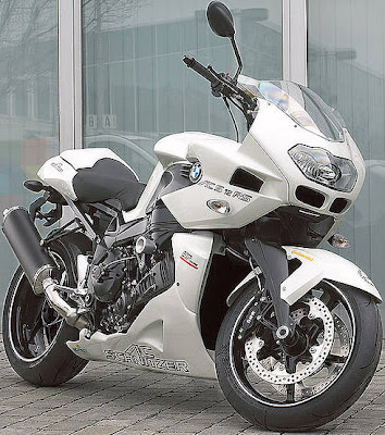 The Lighter Faster And Funkier Than Stock AC Schnitzer K1200R Sport