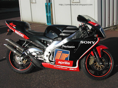 Aprilia RS 250cc Sporty