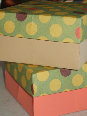 how to make a small box out of paper